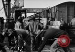 Image of World War 1 Army Base Section 2 cargo operations Bordeaux France, 1918, second 33 stock footage video 65675073060