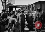 Image of World War 1 Army Base Section 2 cargo operations Bordeaux France, 1918, second 37 stock footage video 65675073060