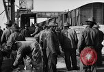 Image of World War 1 Army Base Section 2 cargo operations Bordeaux France, 1918, second 38 stock footage video 65675073060