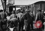 Image of World War 1 Army Base Section 2 cargo operations Bordeaux France, 1918, second 40 stock footage video 65675073060
