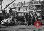 Image of World War 1 Army Base Section 2 cargo operations Bordeaux France, 1918, second 41 stock footage video 65675073060