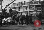 Image of World War 1 Army Base Section 2 cargo operations Bordeaux France, 1918, second 44 stock footage video 65675073060