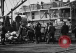 Image of World War 1 Army Base Section 2 cargo operations Bordeaux France, 1918, second 48 stock footage video 65675073060