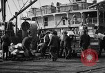 Image of World War 1 Army Base Section 2 cargo operations Bordeaux France, 1918, second 49 stock footage video 65675073060