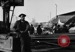 Image of World War 1 Army Base Section 2 cargo operations Bordeaux France, 1918, second 53 stock footage video 65675073060