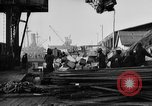 Image of World War 1 Army Base Section 2 cargo operations Bordeaux France, 1918, second 58 stock footage video 65675073060