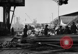 Image of World War 1 Army Base Section 2 cargo operations Bordeaux France, 1918, second 59 stock footage video 65675073060
