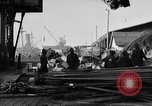 Image of World War 1 Army Base Section 2 cargo operations Bordeaux France, 1918, second 60 stock footage video 65675073060