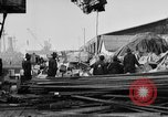 Image of World War 1 Army Base Section 2 cargo operations Bordeaux France, 1918, second 61 stock footage video 65675073060