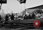 Image of World War 1 Army Base Section 2 cargo operations Bordeaux France, 1918, second 62 stock footage video 65675073060