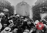 Image of USS Piave Kearny New Jersey USA, 1918, second 15 stock footage video 65675073065