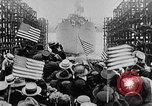 Image of USS Piave Kearny New Jersey USA, 1918, second 19 stock footage video 65675073065