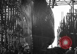 Image of ship launching United States USA, 1918, second 2 stock footage video 65675073070