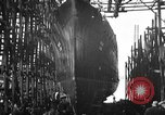 Image of ship launching United States USA, 1918, second 3 stock footage video 65675073070