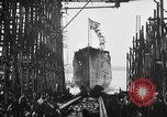 Image of ship launching United States USA, 1918, second 12 stock footage video 65675073070