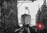 Image of ship launching United States USA, 1918, second 13 stock footage video 65675073070