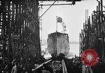 Image of ship launching United States USA, 1918, second 14 stock footage video 65675073070