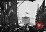 Image of ship launching United States USA, 1918, second 21 stock footage video 65675073070