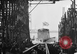 Image of ship launching United States USA, 1918, second 24 stock footage video 65675073070