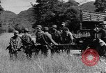 Image of Vietnamese soldiers Thakhet Laos, 1943, second 14 stock footage video 65675073079