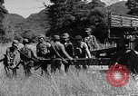 Image of Vietnamese soldiers Thakhet Laos, 1943, second 15 stock footage video 65675073079