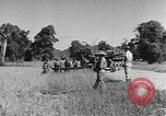 Image of Vietnamese soldiers Thakhet Laos, 1943, second 19 stock footage video 65675073079