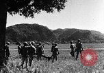 Image of Vietnamese soldiers Thakhet Laos, 1943, second 26 stock footage video 65675073079