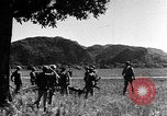 Image of Vietnamese soldiers Thakhet Laos, 1943, second 27 stock footage video 65675073079