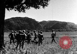 Image of Vietnamese soldiers Thakhet Laos, 1943, second 28 stock footage video 65675073079
