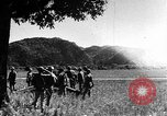 Image of Vietnamese soldiers Thakhet Laos, 1943, second 31 stock footage video 65675073079