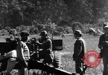 Image of Vietnamese soldiers Thakhet Laos, 1943, second 32 stock footage video 65675073079