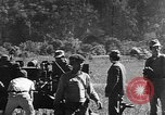 Image of Vietnamese soldiers Thakhet Laos, 1943, second 37 stock footage video 65675073079
