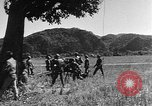 Image of Vietnamese soldiers Thakhet Laos, 1943, second 44 stock footage video 65675073079
