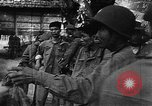 Image of Royal Laotian troops Thakhet Laos, 1964, second 59 stock footage video 65675073080