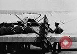 Image of West Point Cadets learn about airplanes at Mitchel Field Hempstead New York USA, 1937, second 4 stock footage video 65675073086