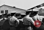 Image of West Point Cadets learn about airplanes at Mitchel Field Hempstead New York USA, 1937, second 9 stock footage video 65675073086