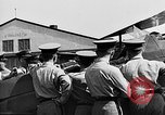Image of West Point Cadets learn about airplanes at Mitchel Field Hempstead New York USA, 1937, second 10 stock footage video 65675073086