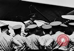 Image of West Point Cadets learn about airplanes at Mitchel Field Hempstead New York USA, 1937, second 20 stock footage video 65675073086
