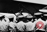 Image of West Point Cadets learn about airplanes at Mitchel Field Hempstead New York USA, 1937, second 22 stock footage video 65675073086