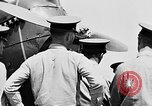 Image of West Point Cadets learn about airplanes at Mitchel Field Hempstead New York USA, 1937, second 23 stock footage video 65675073086