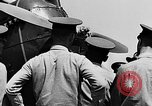 Image of West Point Cadets learn about airplanes at Mitchel Field Hempstead New York USA, 1937, second 24 stock footage video 65675073086