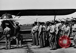 Image of West Point Cadets learn about airplanes at Mitchel Field Hempstead New York USA, 1937, second 41 stock footage video 65675073086