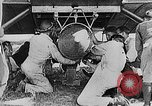 Image of West Point Cadets learn about airplanes at Mitchel Field Hempstead New York USA, 1937, second 42 stock footage video 65675073086