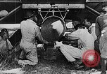 Image of West Point Cadets learn about airplanes at Mitchel Field Hempstead New York USA, 1937, second 43 stock footage video 65675073086
