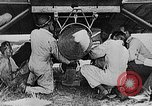 Image of West Point Cadets learn about airplanes at Mitchel Field Hempstead New York USA, 1937, second 44 stock footage video 65675073086