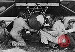 Image of West Point Cadets learn about airplanes at Mitchel Field Hempstead New York USA, 1937, second 45 stock footage video 65675073086