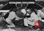 Image of West Point Cadets learn about airplanes at Mitchel Field Hempstead New York USA, 1937, second 46 stock footage video 65675073086