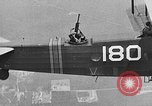 Image of West Point Cadets learn about airplanes at Mitchel Field Hempstead New York USA, 1937, second 55 stock footage video 65675073086