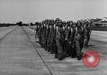 Image of West Point cadets get flight familiarization at Mitchel Field Hempstead New York USA, 1937, second 31 stock footage video 65675073087