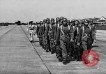 Image of West Point cadets get flight familiarization at Mitchel Field Hempstead New York USA, 1937, second 32 stock footage video 65675073087